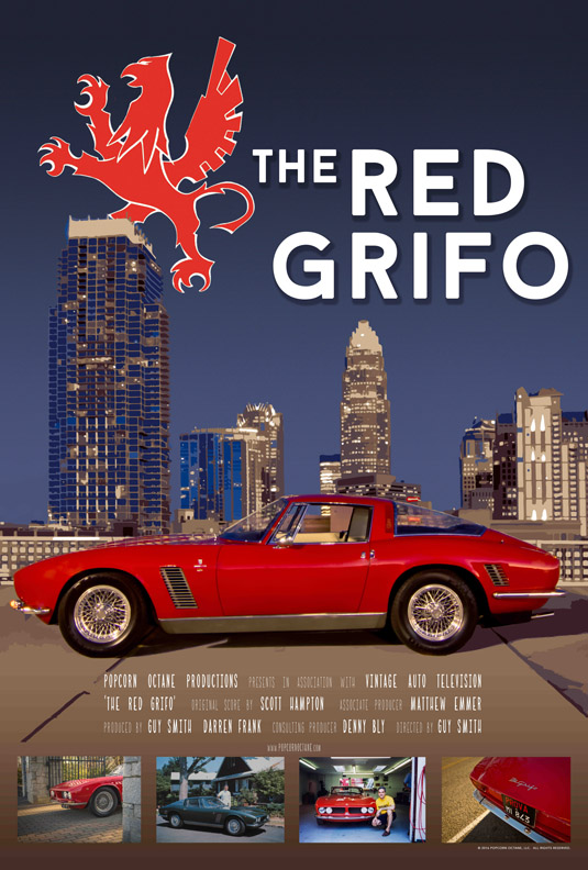 The Red Grifo | Movie Poster